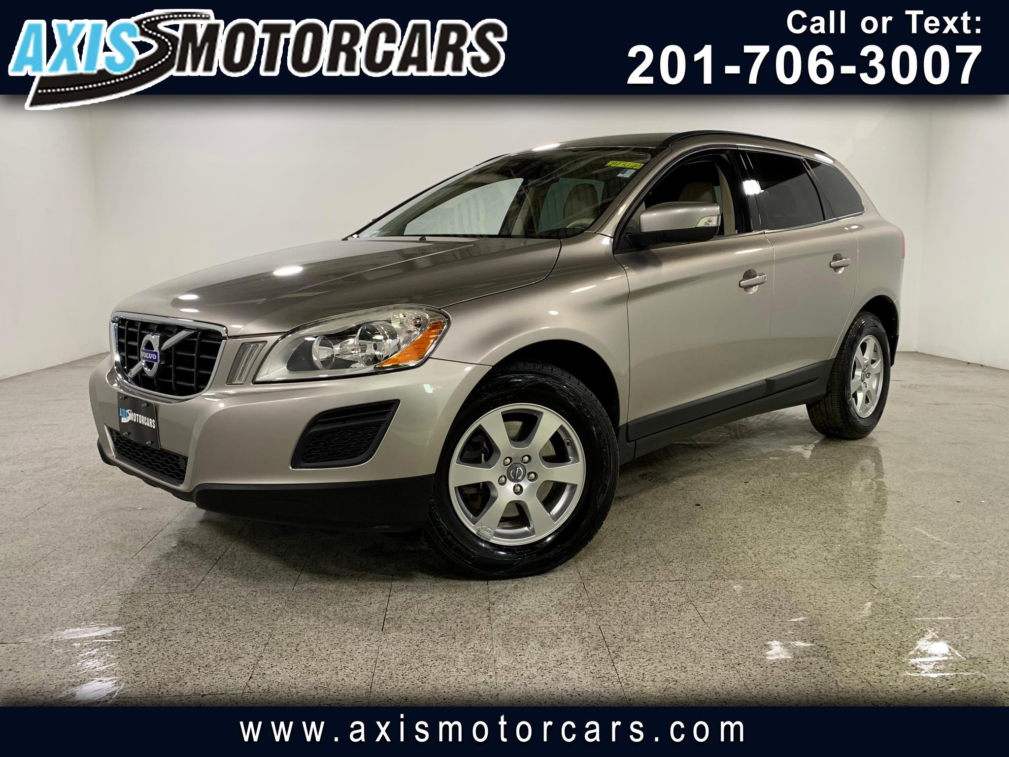 2012 Volvo XC60 FWD 4dr 3.2L