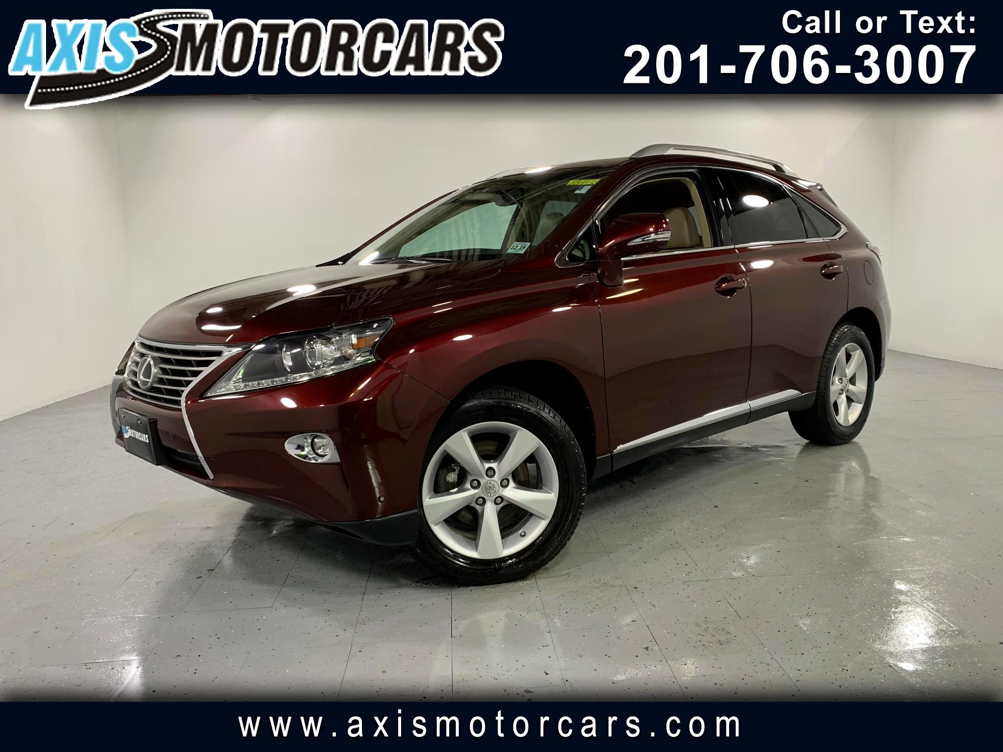 2015 Lexus RX 350 w/Navigation Bakup Camera Sunroof