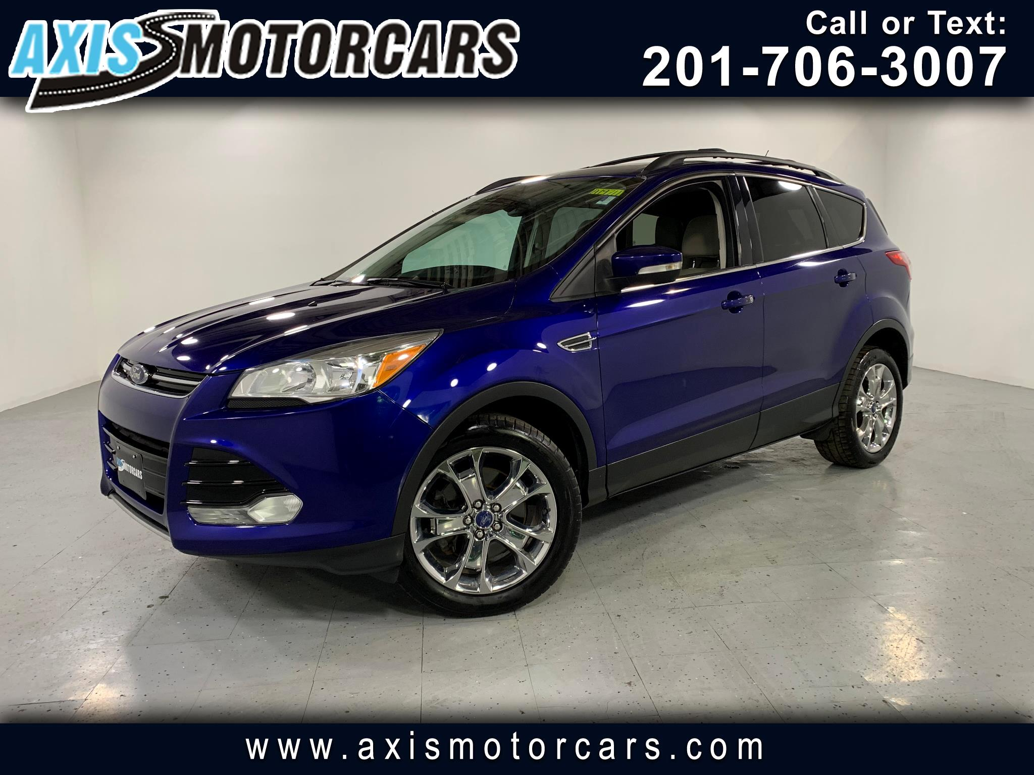 2013 Ford Escape SEL w/Navigation Panoramic Roof