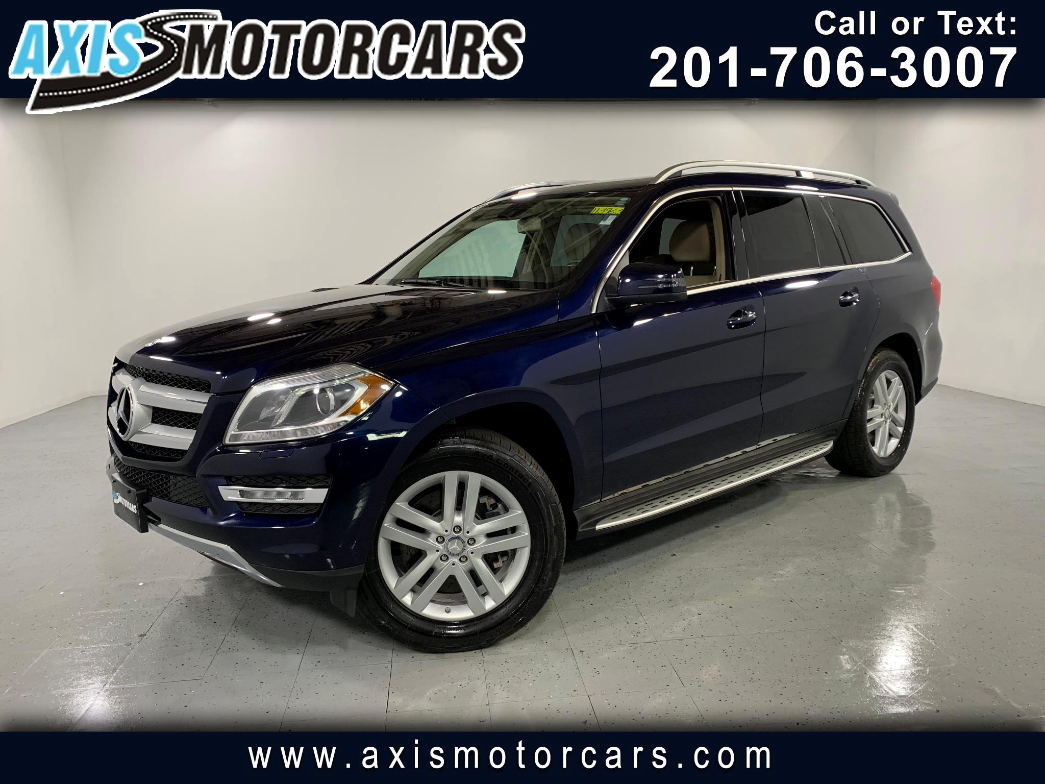 2013 Mercedes-Benz GL-Class GL450 w/Navigation Backup Camera Sunroof