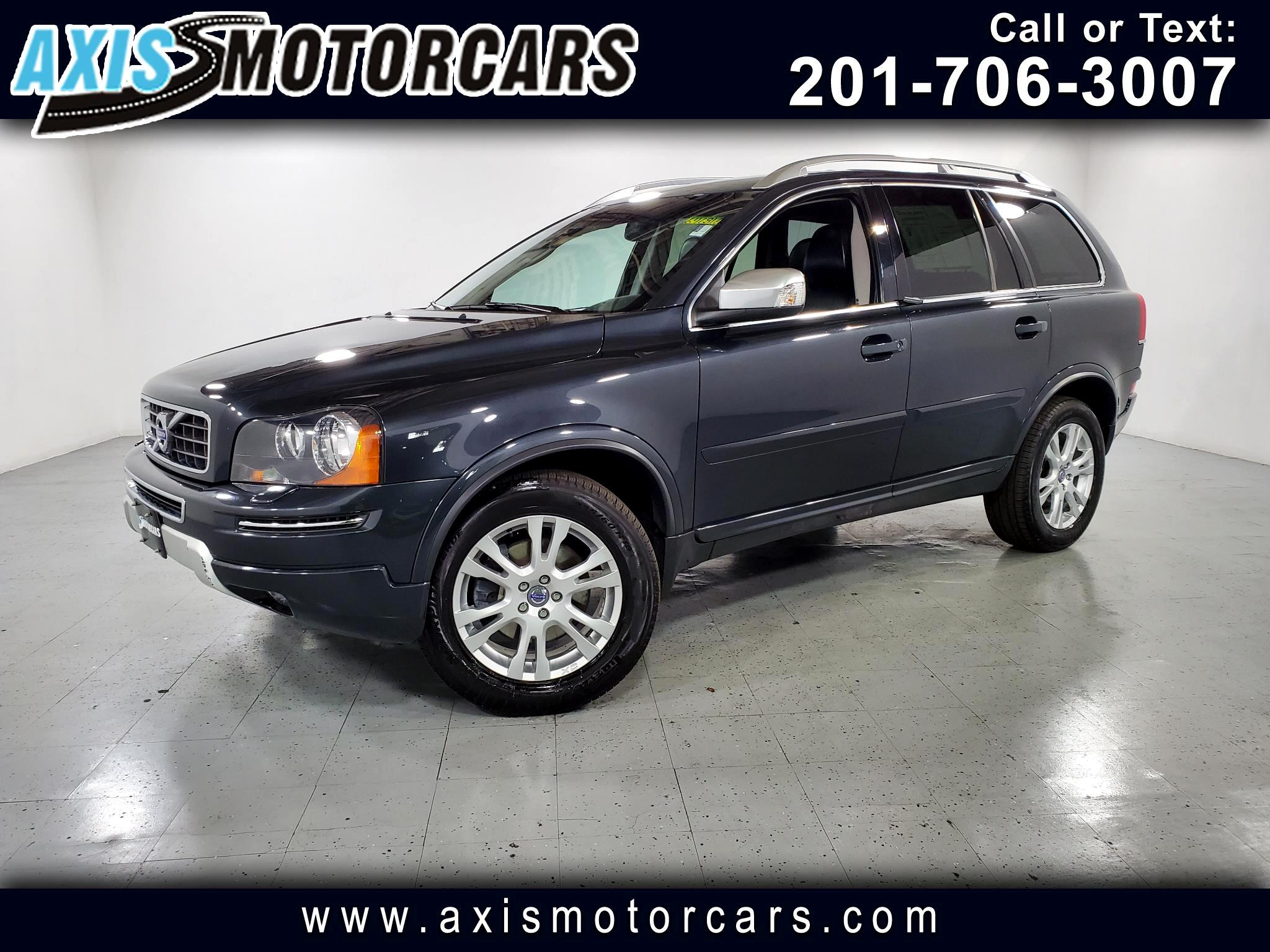 2013 Volvo XC90 3.2 w/Sunroof Leather