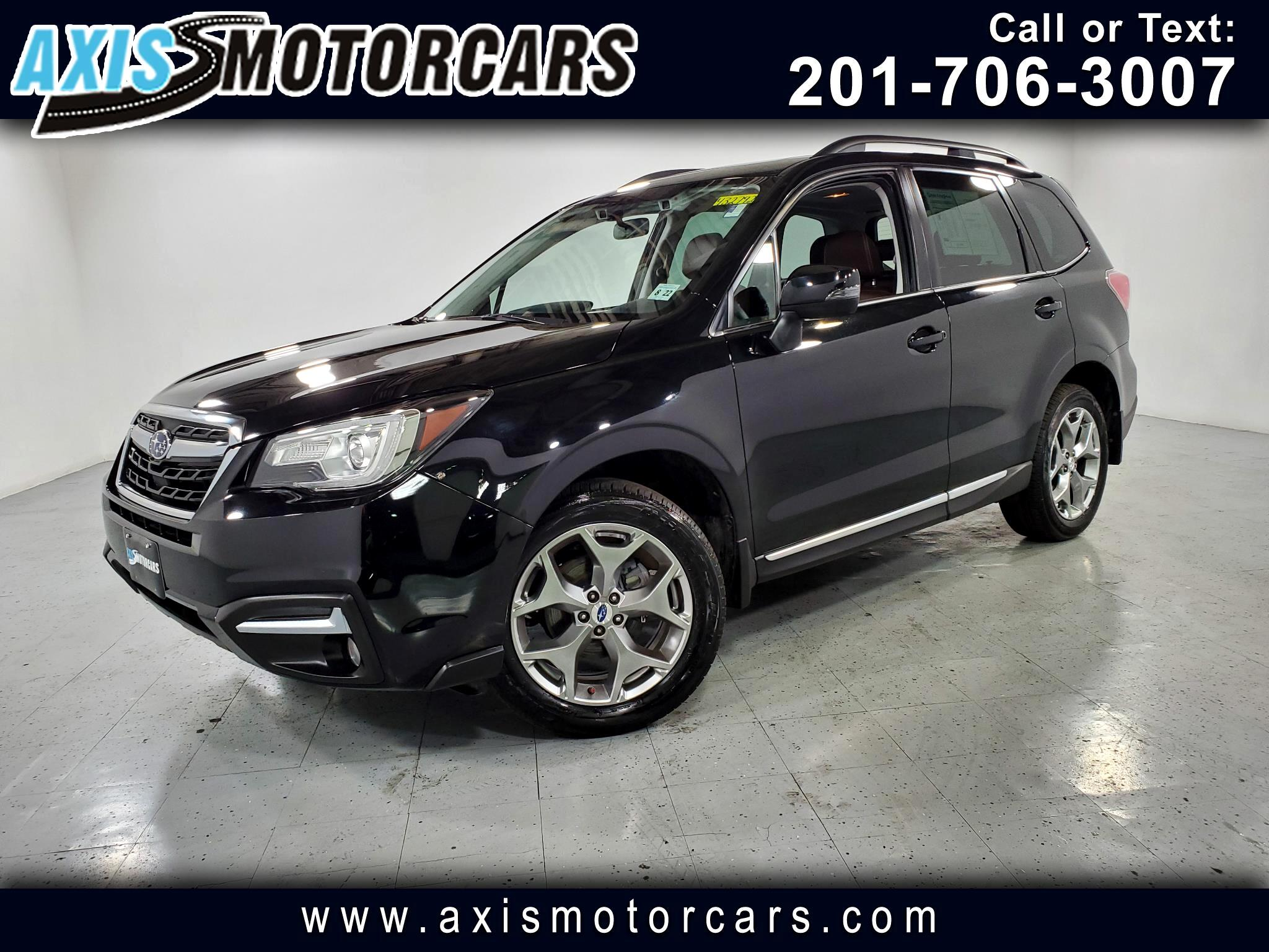 2018 Subaru Forester Touring w/Navigation Bakup Camera