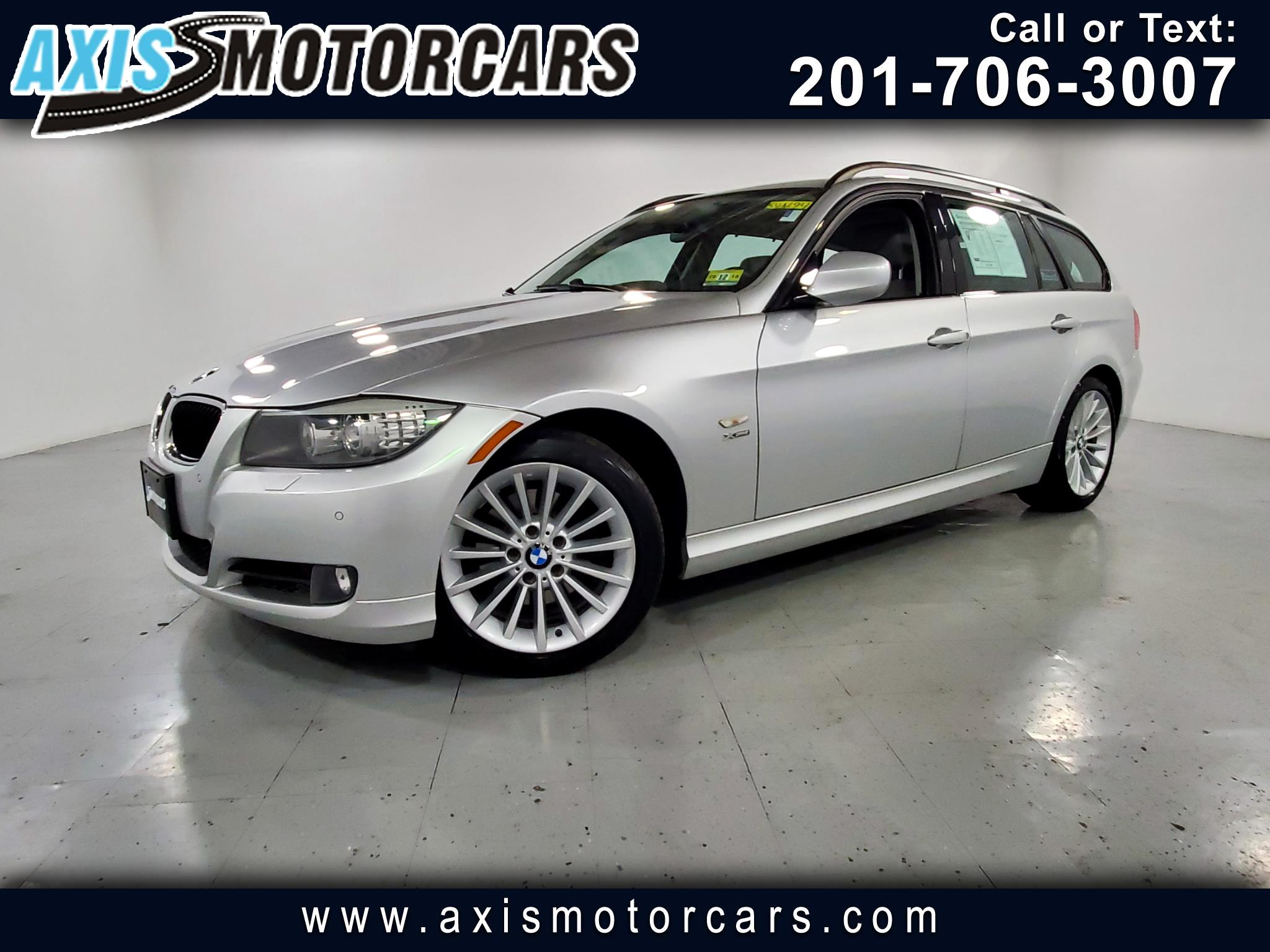2009 BMW 328i Wagon w/Panoramic Roof Navigation Leather