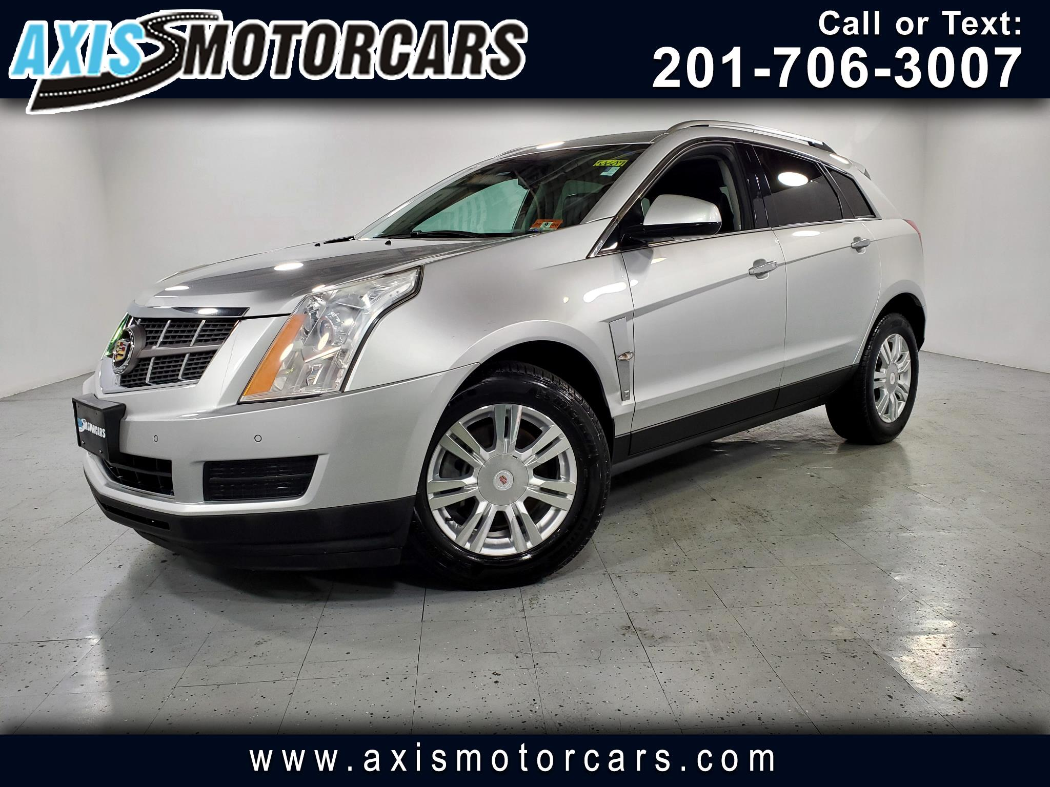 2012 Cadillac SRX Luxury Collection w/Bose Sound System Navigation