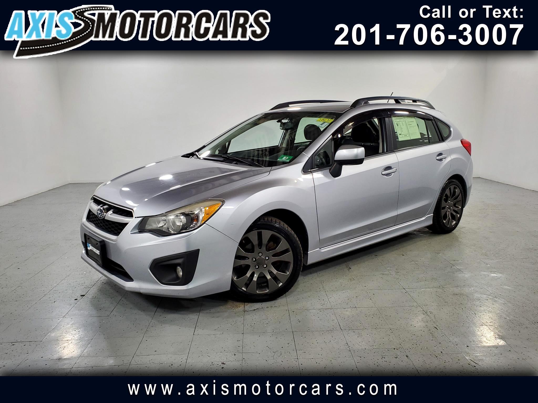 2012 Subaru Impreza Wagon Sport Limited