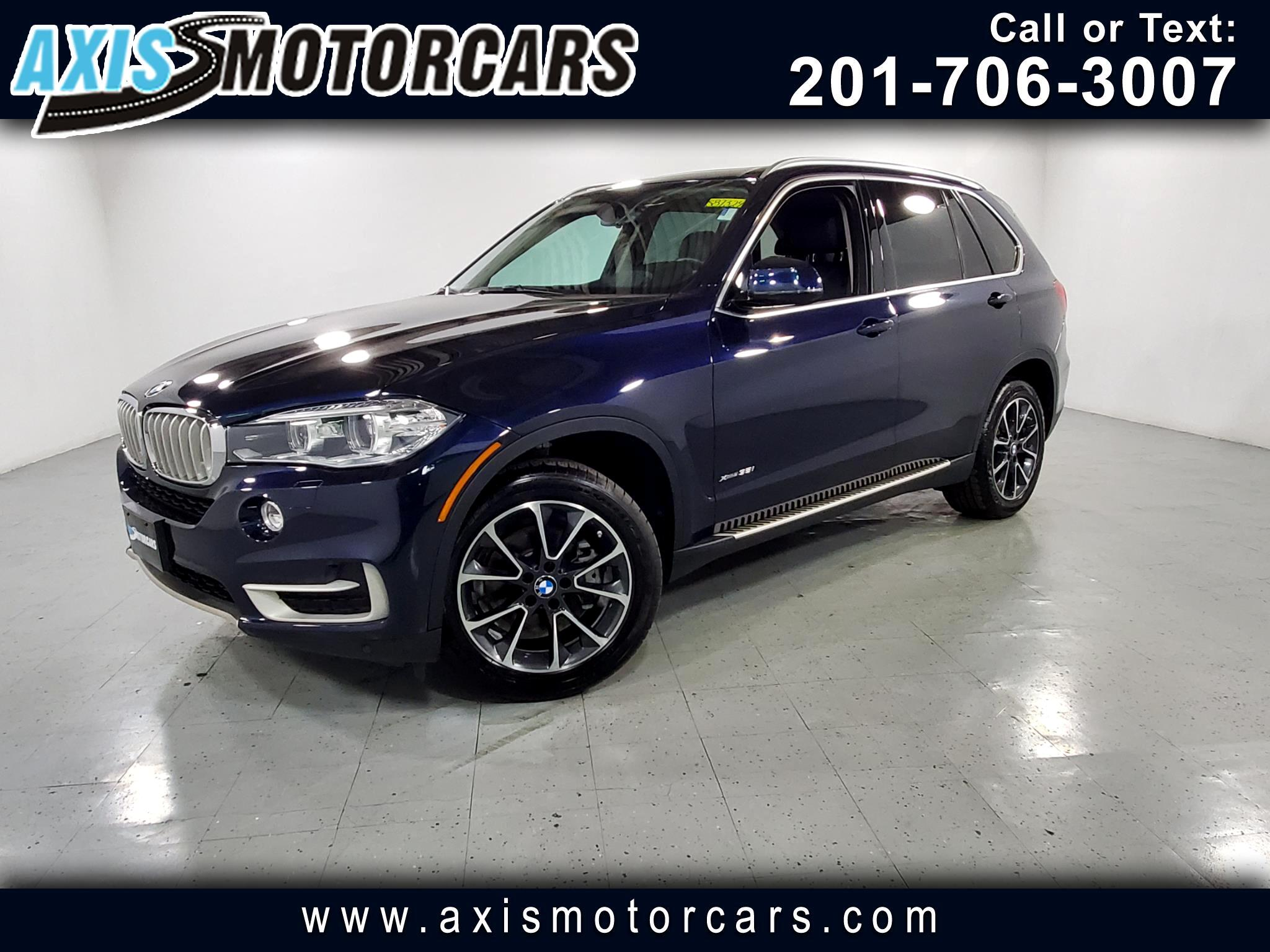 2016 BMW X5 xDrive35i w/Panoramic Roof Navigation Bakup Camera