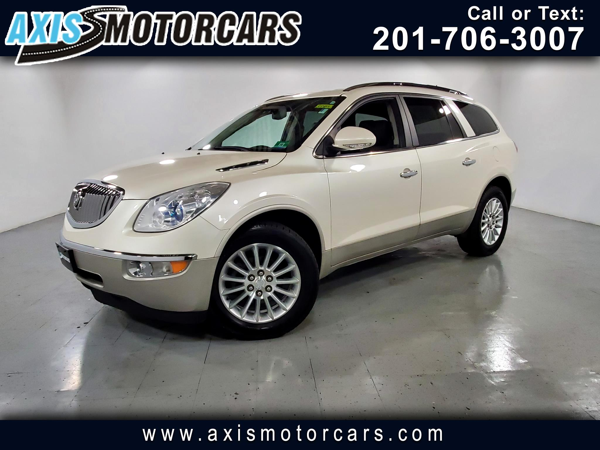 2012 Buick Enclave w/3rd Seat Row Leather