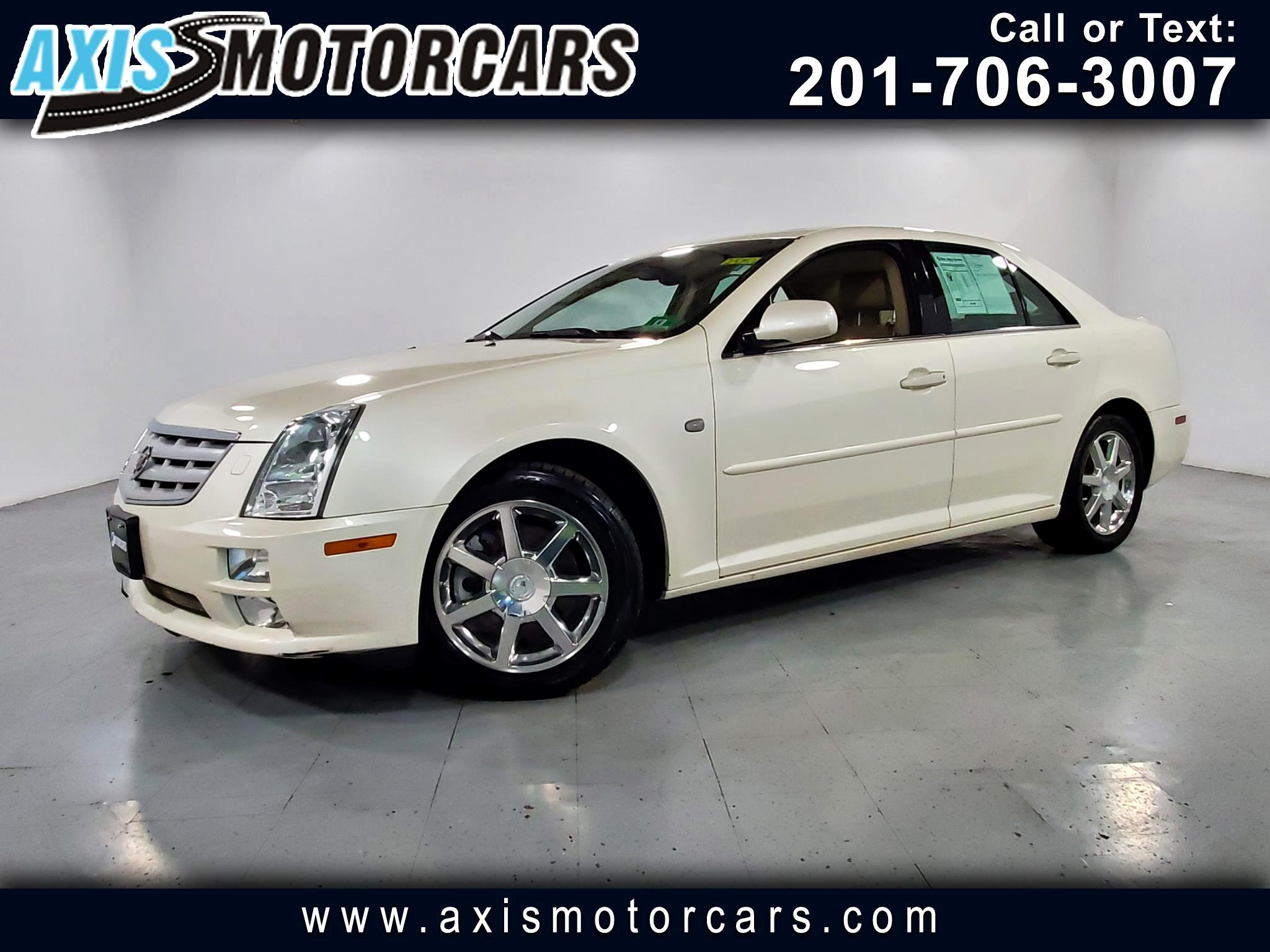2005 Cadillac STS w/Bose Sound System Navigation Sunroof