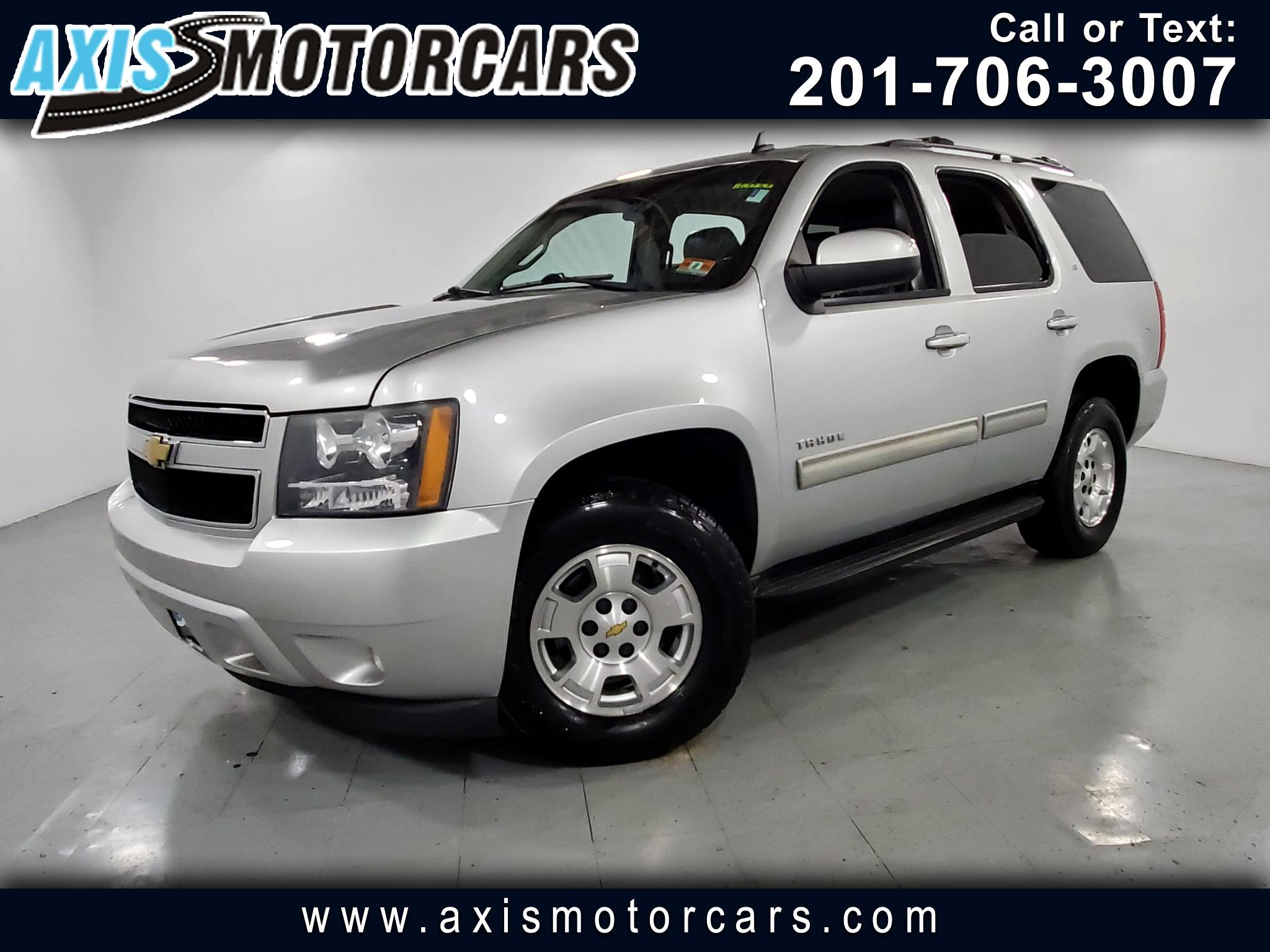 2011 Chevrolet Tahoe 1500LT w/Bose Sound System Leather