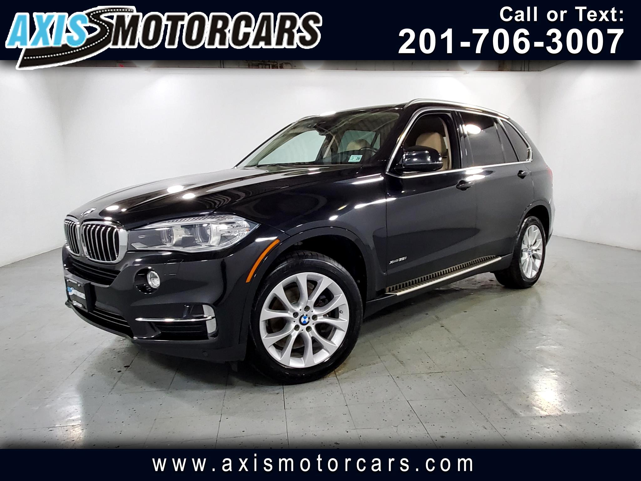 2015 BMW X5 XDrive w/Harman Kardon Sound System Backup Camera 360