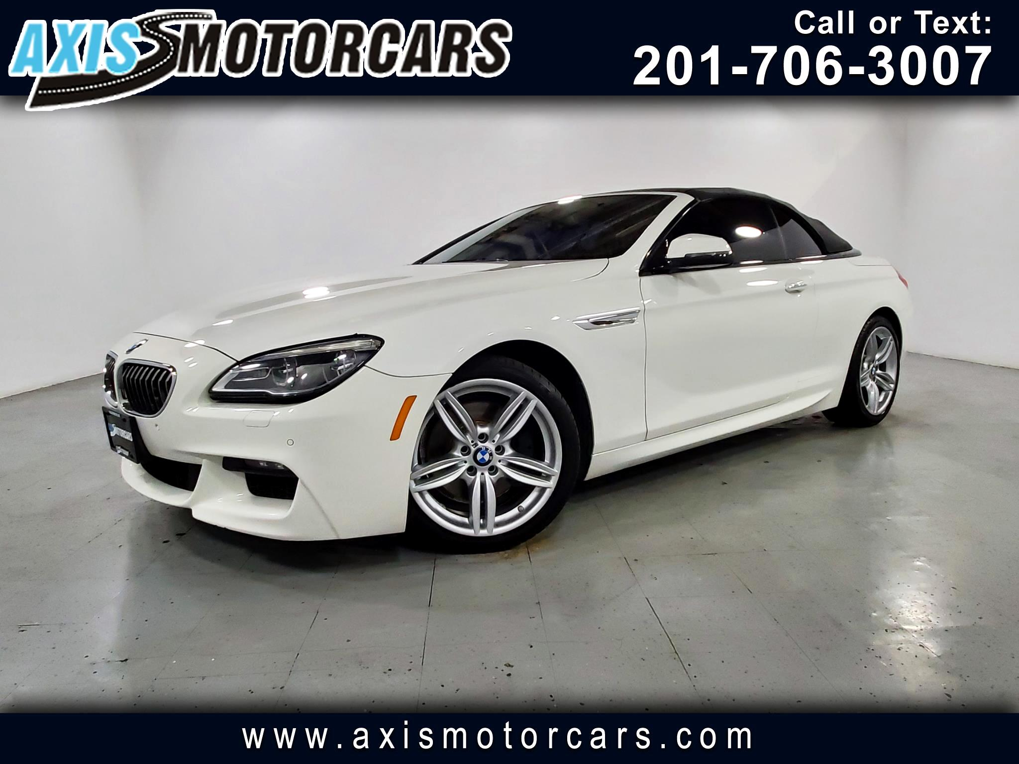 2016 BMW 640i XDRIVE M PKG w/Harman Kardon Sound System