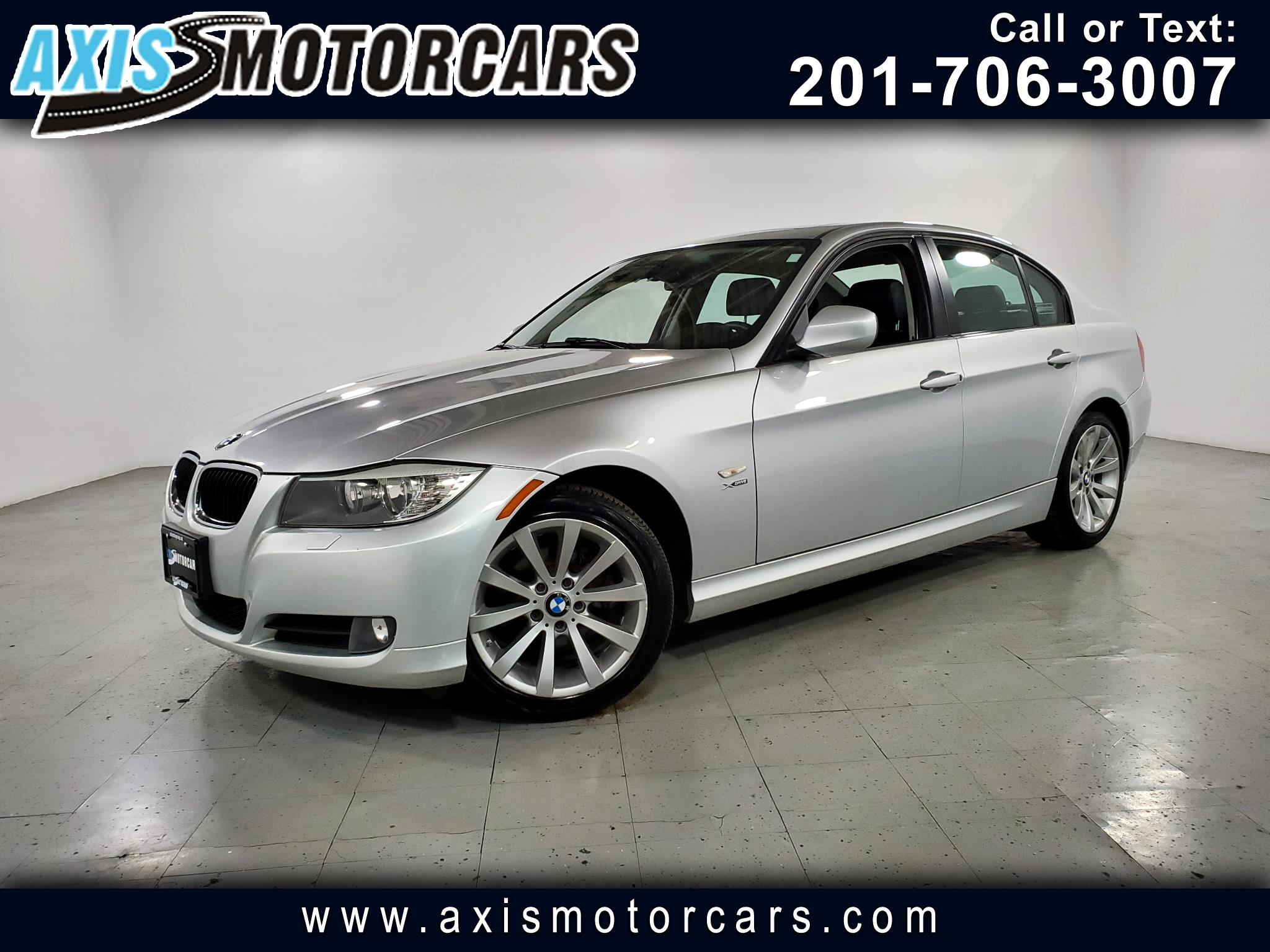 2011 BMW 328i w/Leather Sunroof