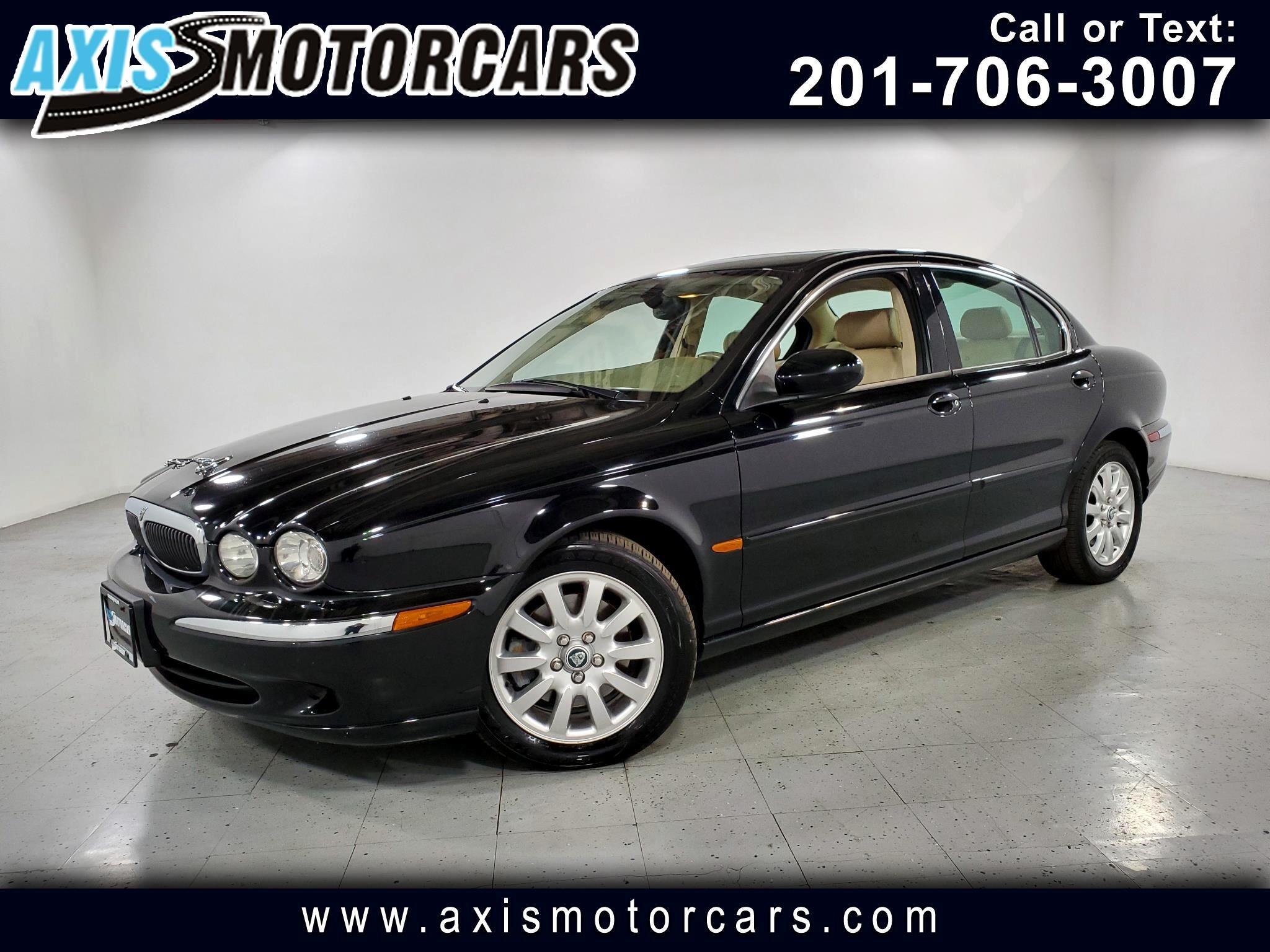 2003 Jaguar X-Type 4dr Sdn 2.5L Auto