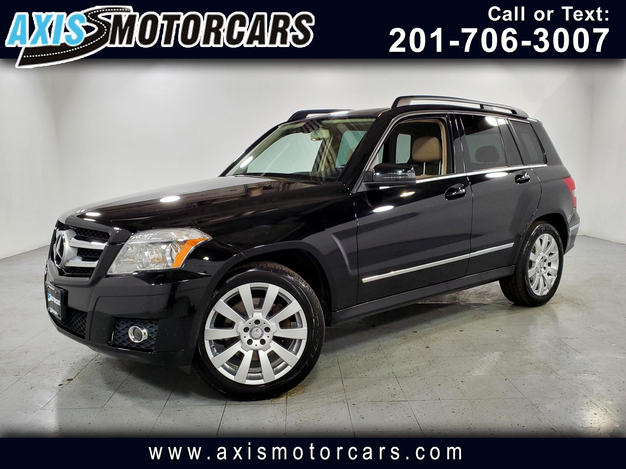 2011 Mercedes-Benz GLK-Class 350 4MATIC w/Panoramic Roof Navigation Backup Came