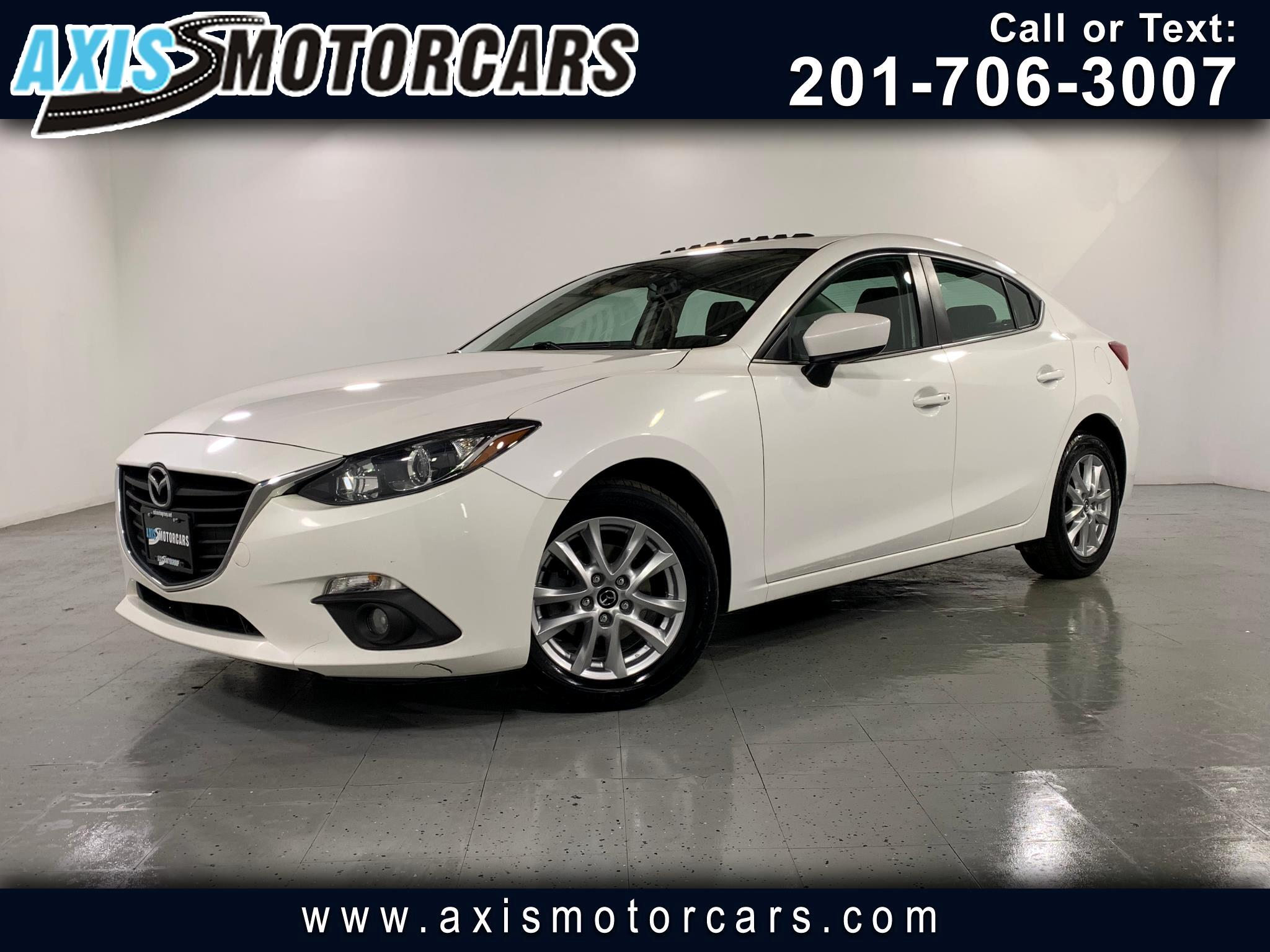 2016 Mazda MAZDA3 Technology w/Bose Sound Navigation Backup Camera