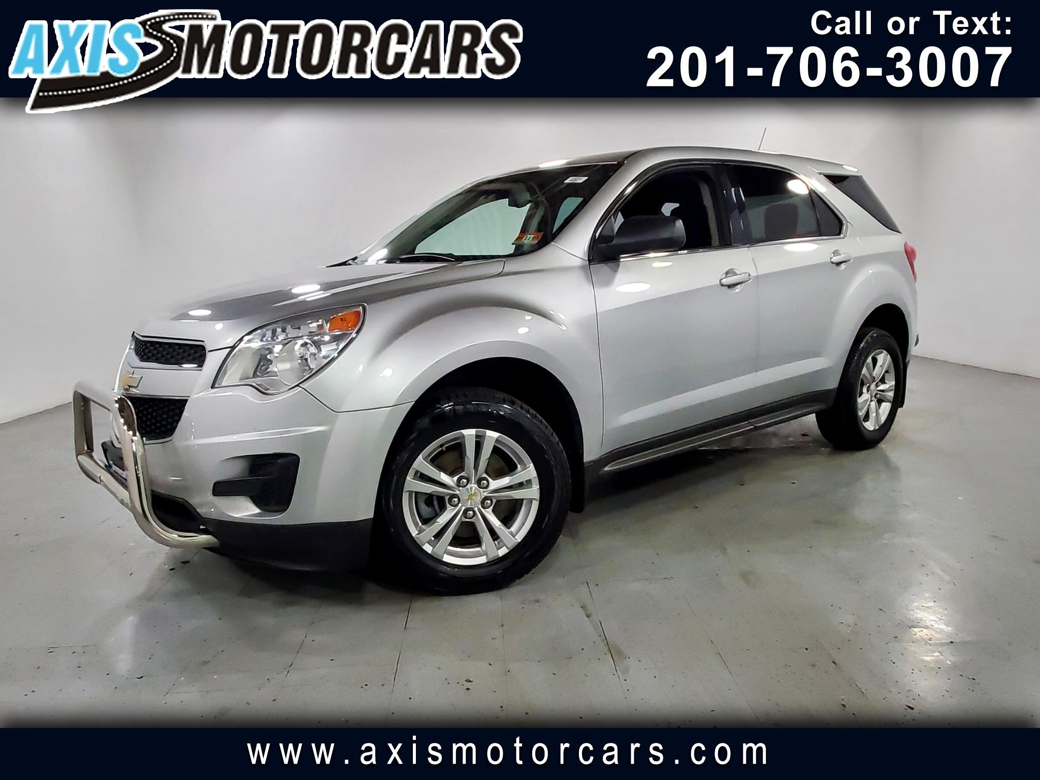 2012 Chevrolet Equinox LS w/Panoramic Roof