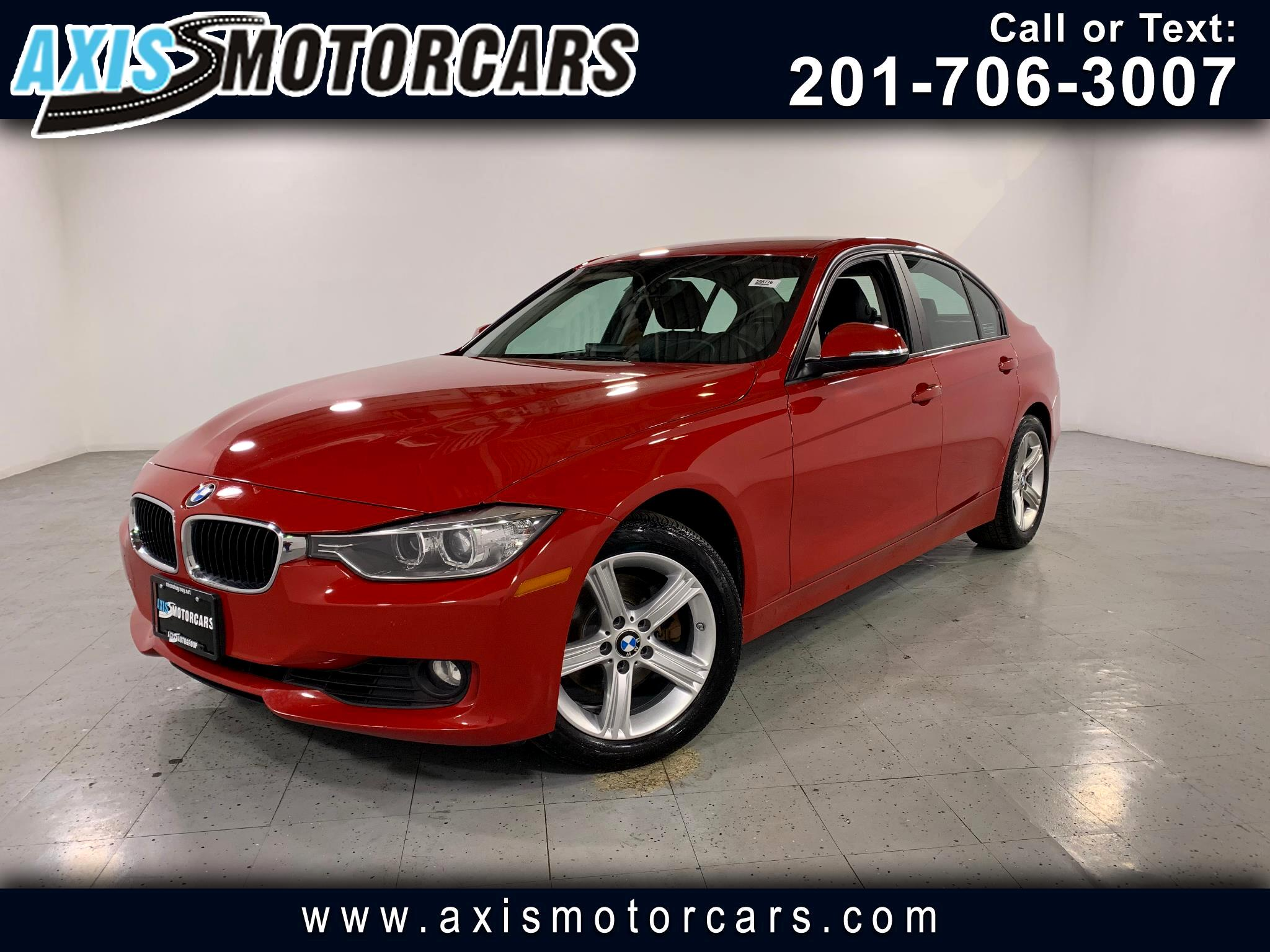 2013 BMW 328i w/Sunroof Navigation Leather