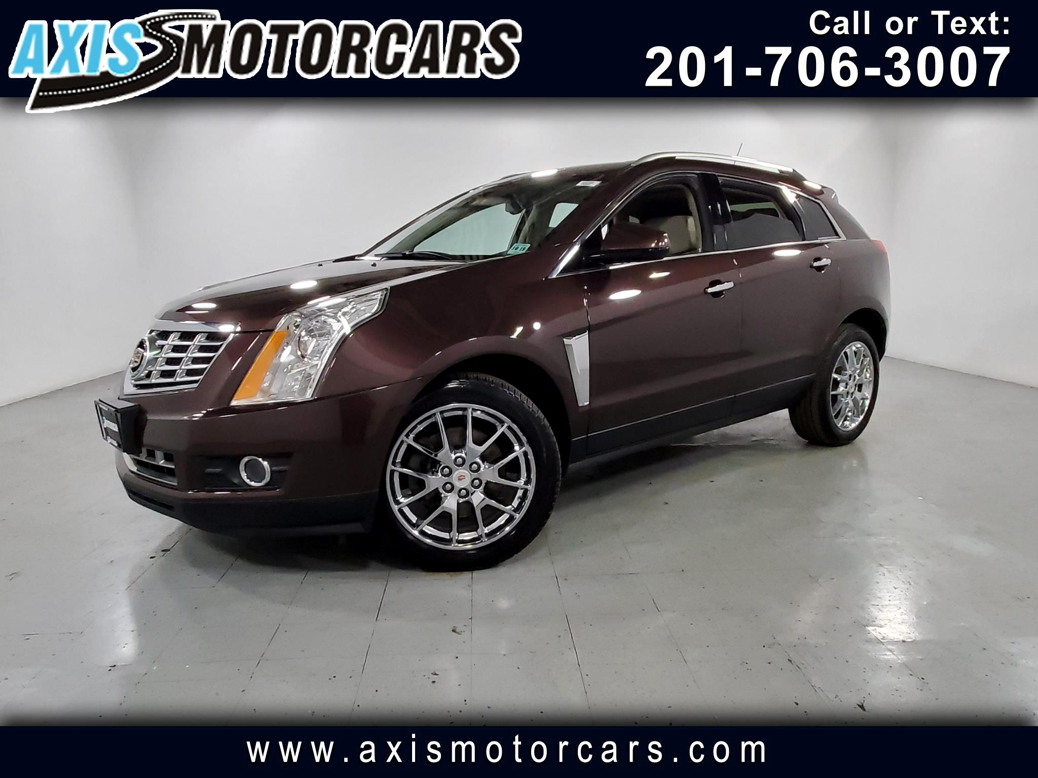 2015 Cadillac SRX Premium Collection w/Bose Sound Navigation