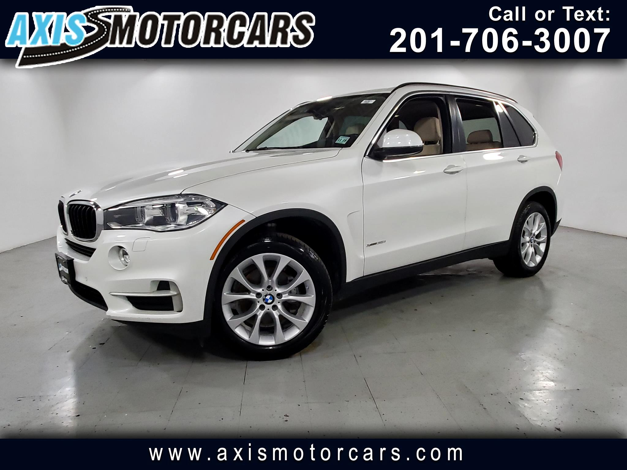 2016 BMW X5 w/Panoramic Roof Navigation Backup Camera