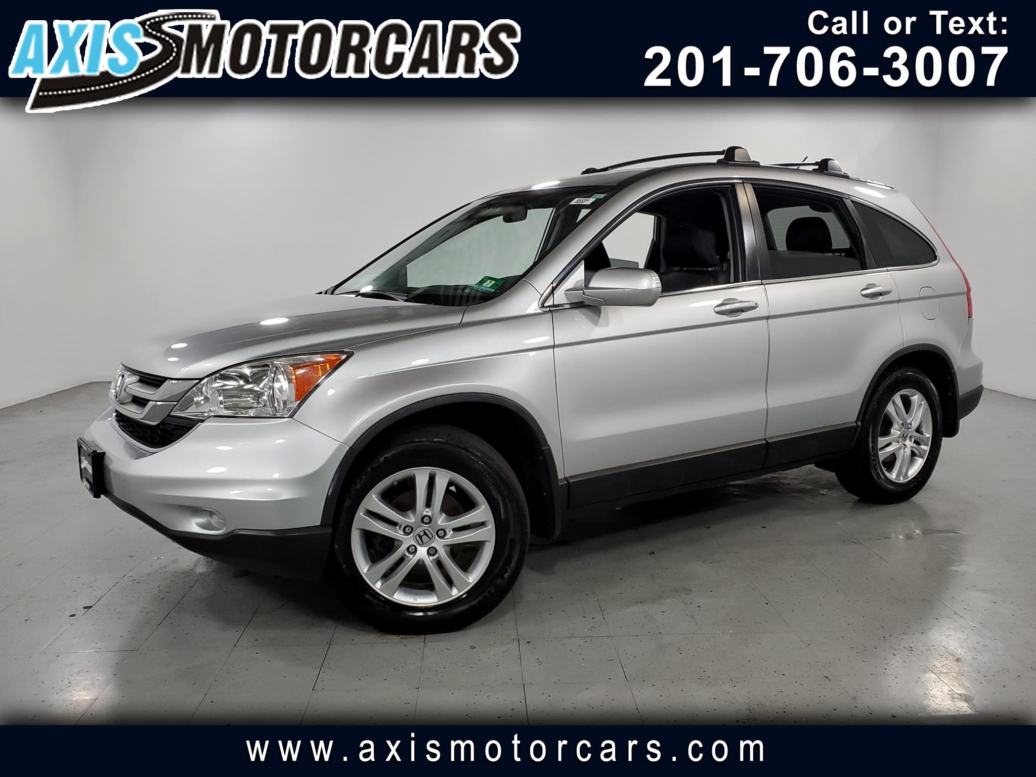 2010 Honda CR-V EX-L w/Navigation Backup Camera