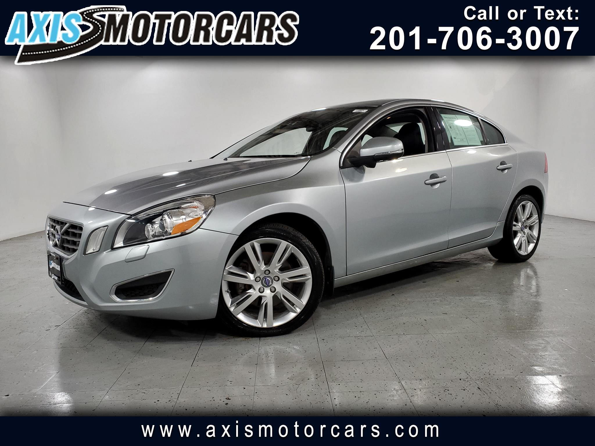 2012 Volvo S60 w/Sunroof Leather