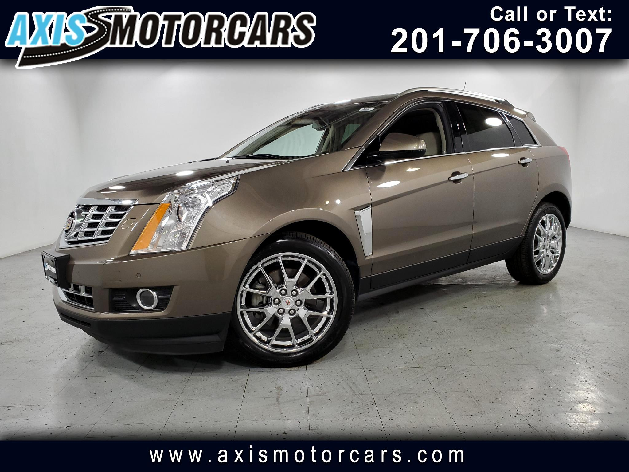 2014 Cadillac SRX Perfomance Collection w/Bose Sound System