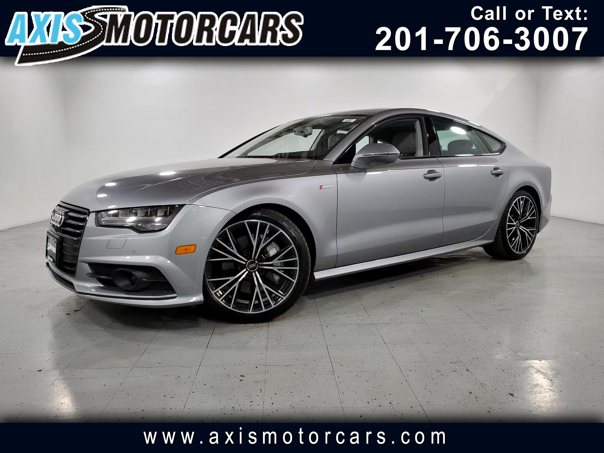 2016 Audi A7 Supercharged w/Navigation Bose Sound System