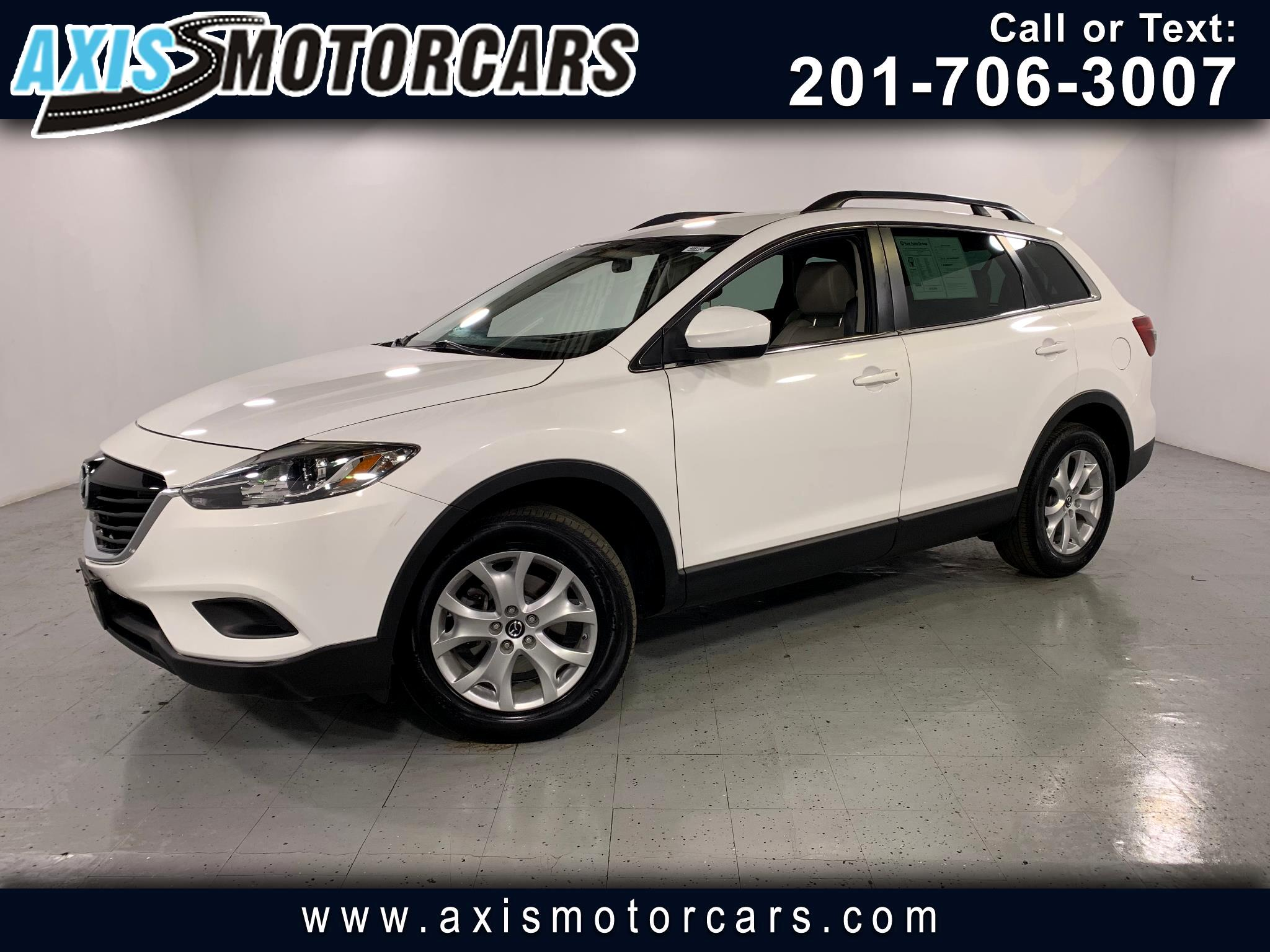 2013 Mazda CX-9 Touring w/Navigation Backup Camera