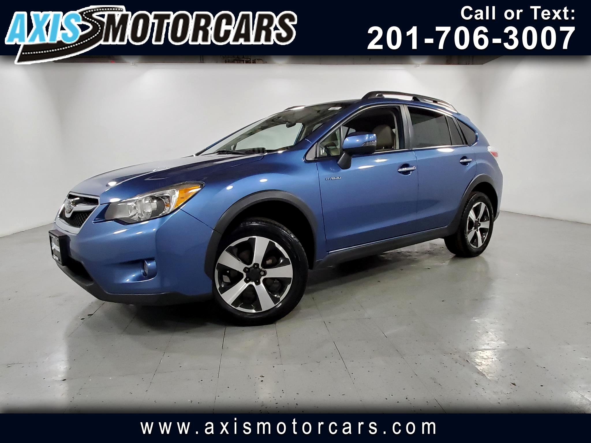 2014 Subaru XV Crosstrek Hybrid w/Leather Backup Camera