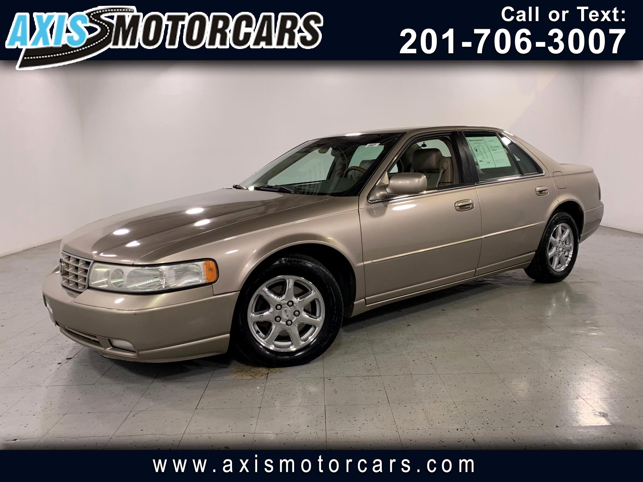 2004 Cadillac Seville SLS w/Leather