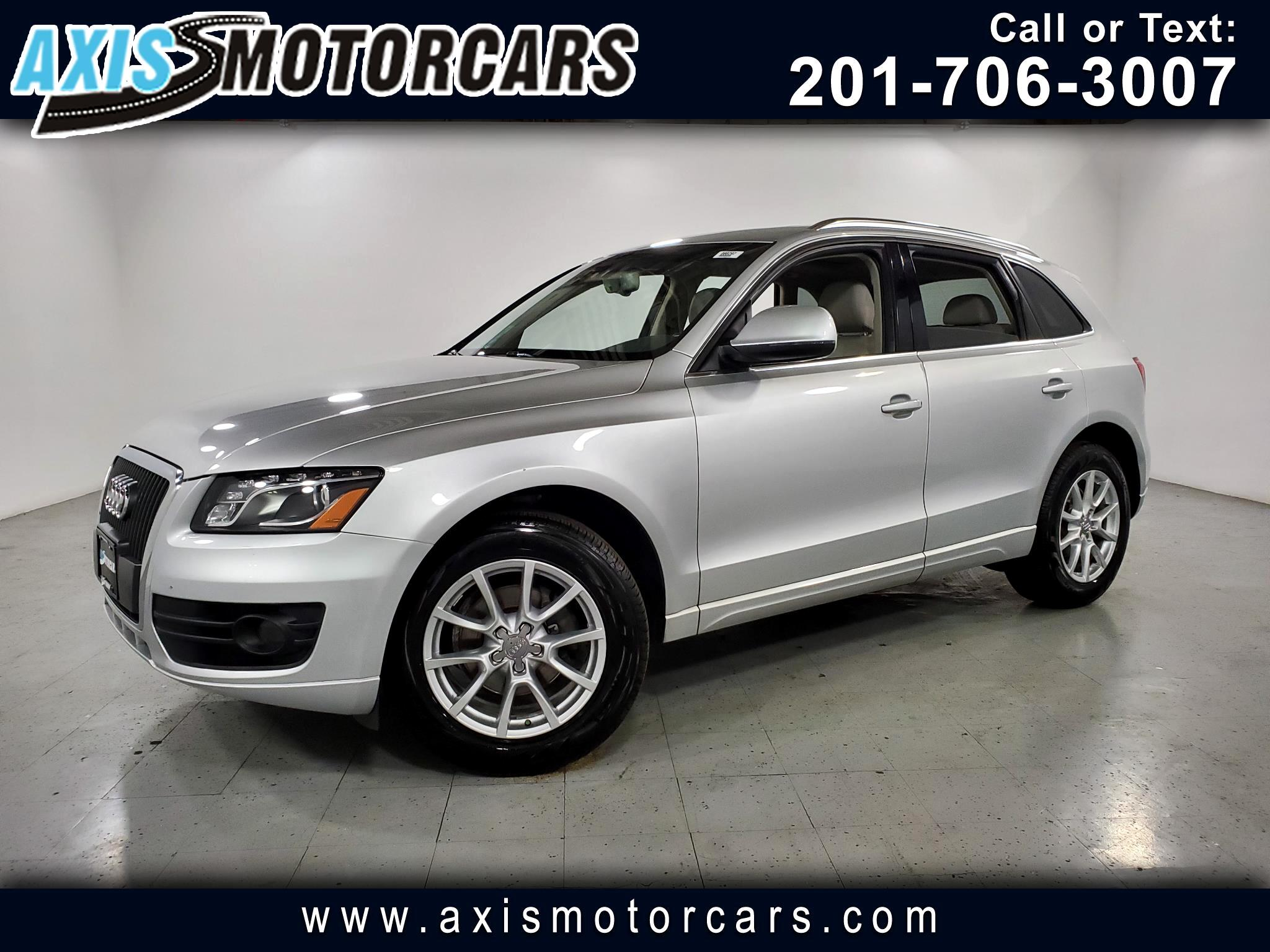 2012 Audi Q5 Premium Plus w/Bang and Olufsen Sound