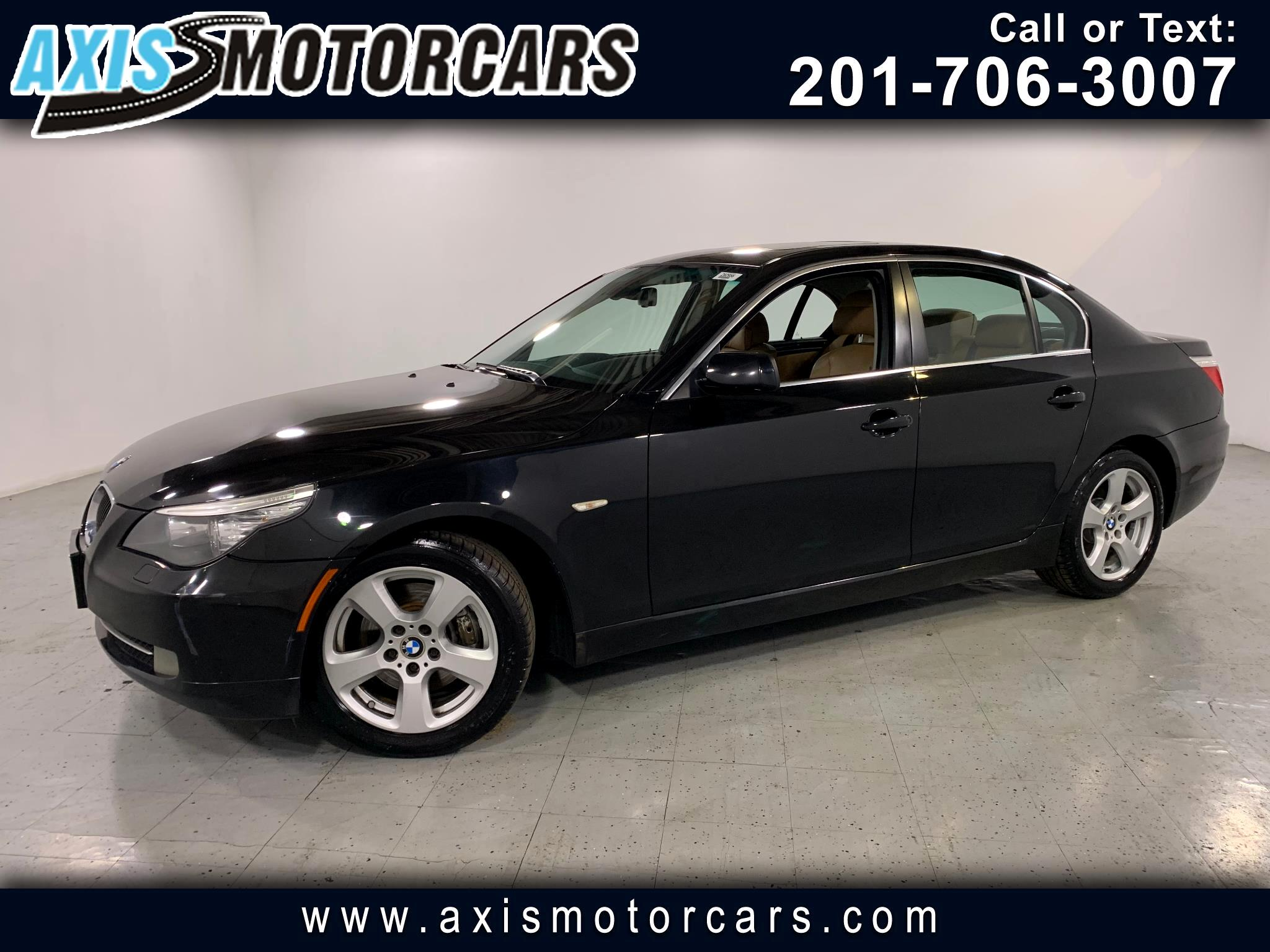 2008 BMW 535xi w/Navigation Sunroof Leather