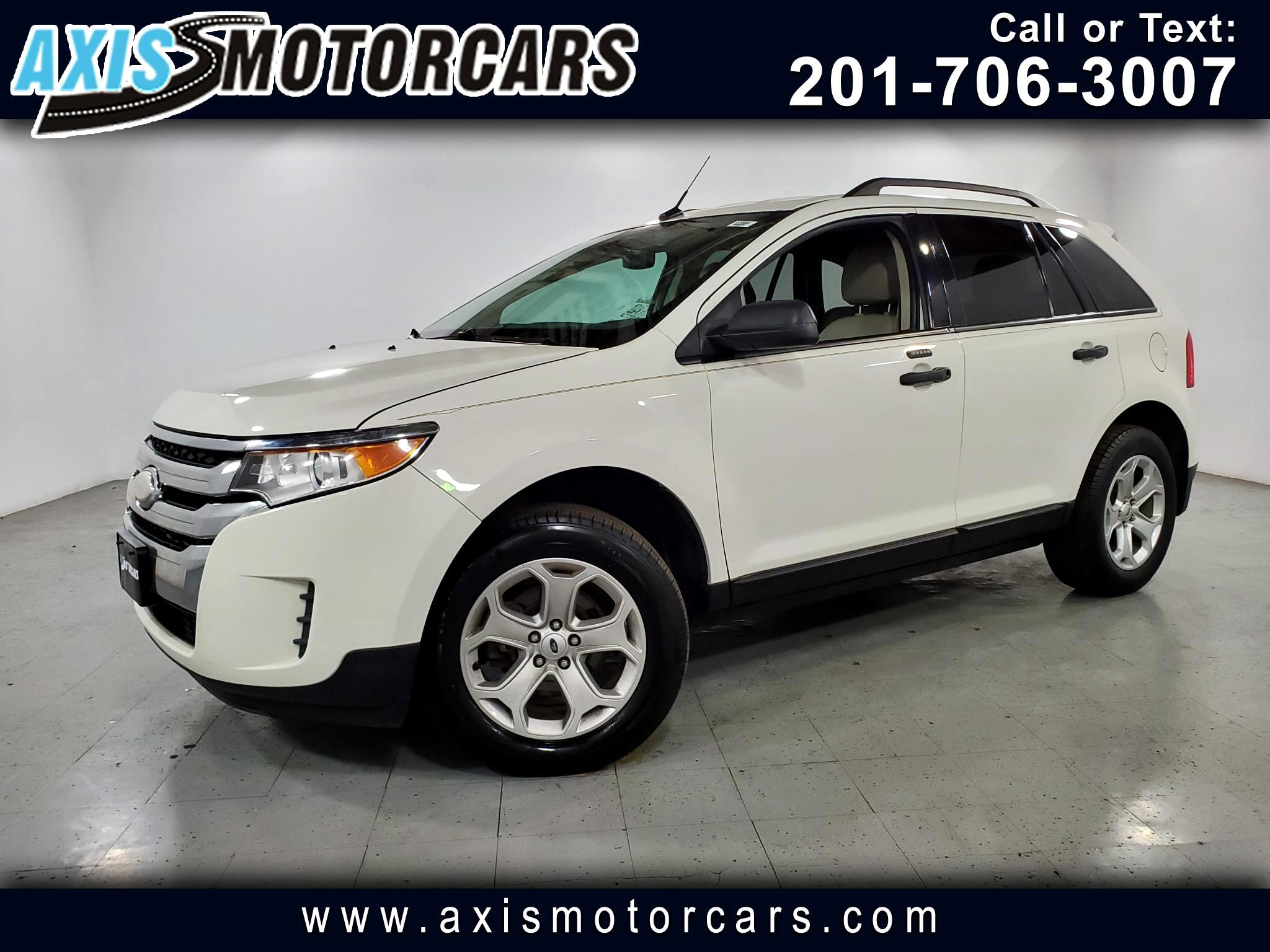 2013 Ford Edge SE w/Leather