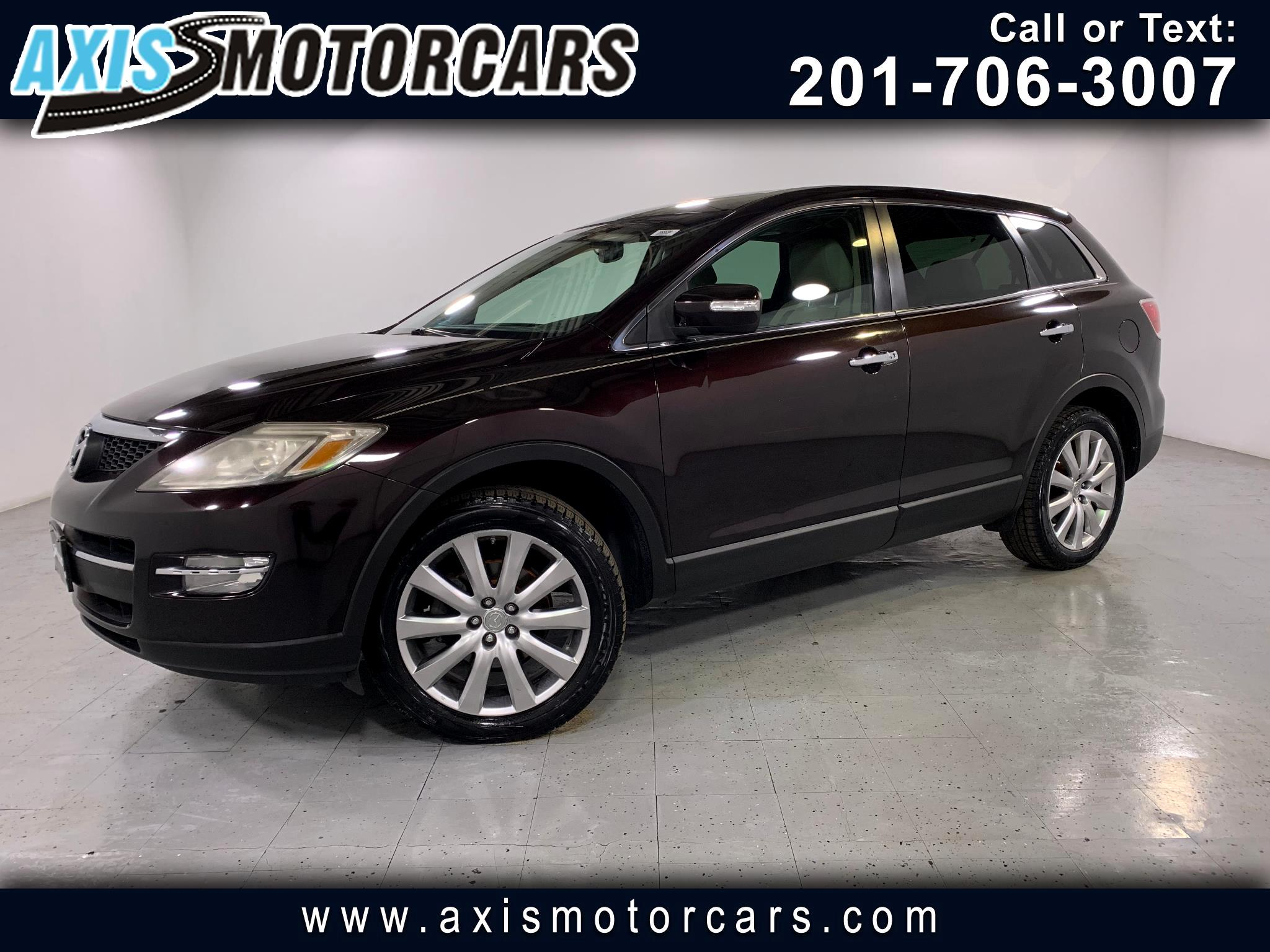 2009 Mazda CX-9 Grand Touring w/BoSE Sound Rear Entertainment