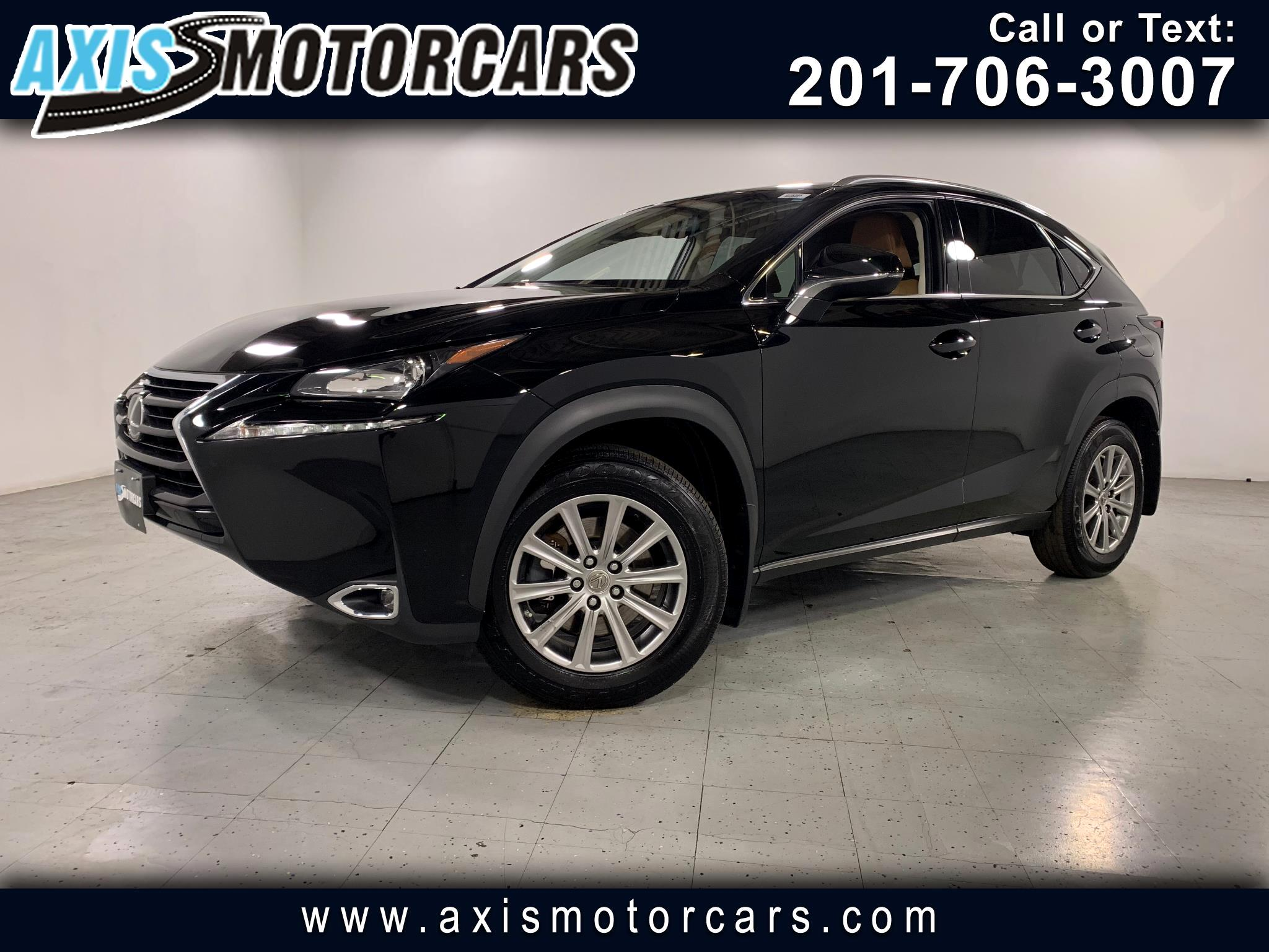 2016 Lexus NX 200t w/Backup Camera Sunroof