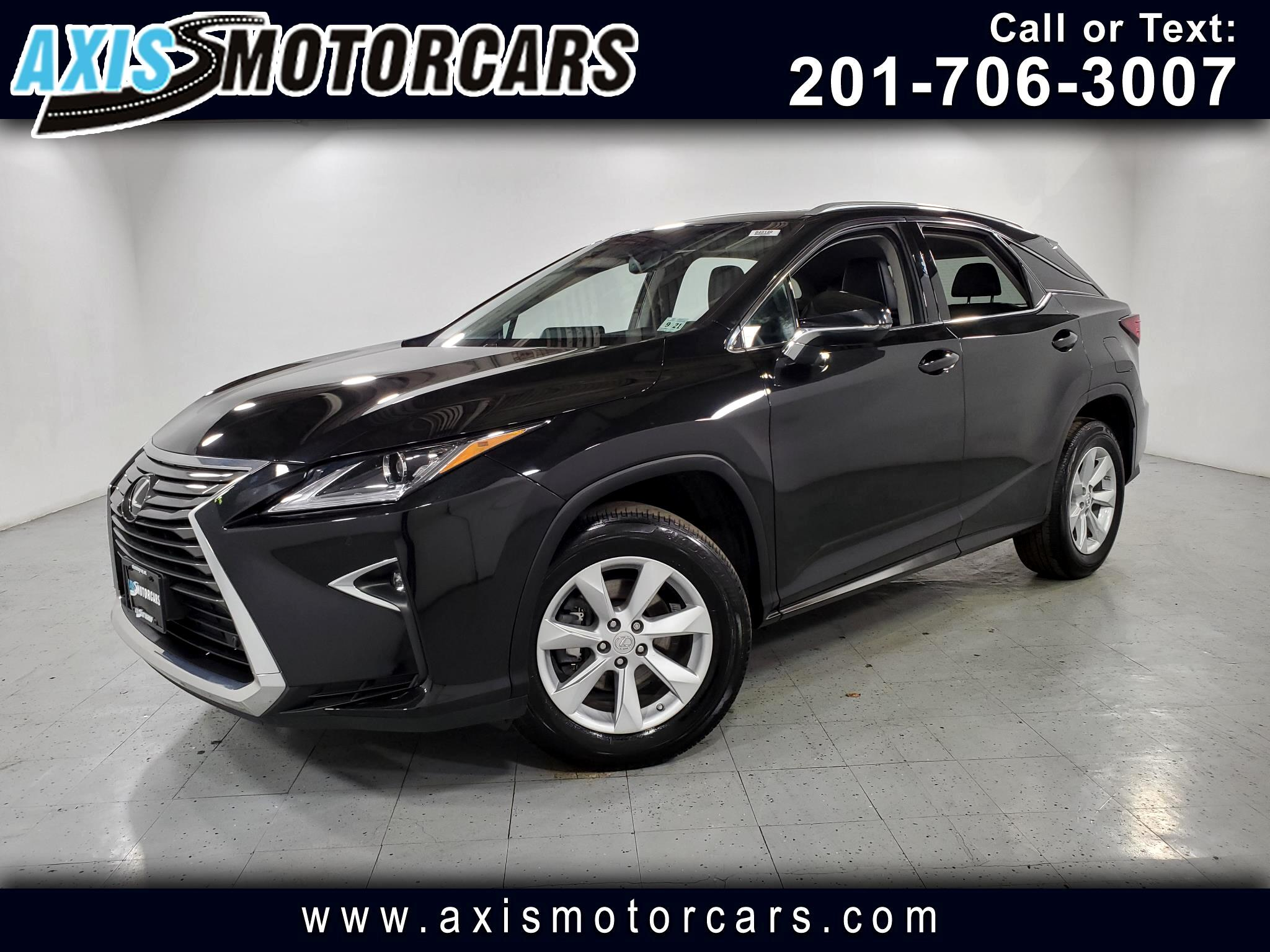 2016 Lexus RX 350 w/Navigation Backup Camera