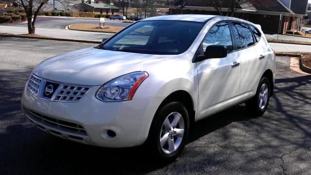 2010 Nissan Rogue S 360
