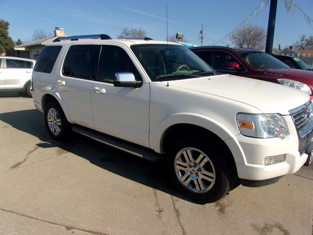 2010 Ford Explorer Limited 4.0L 4WD