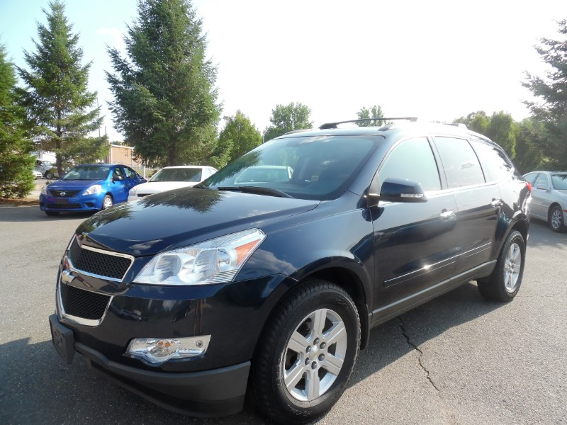 2012 Chevrolet Traverse LT FWD