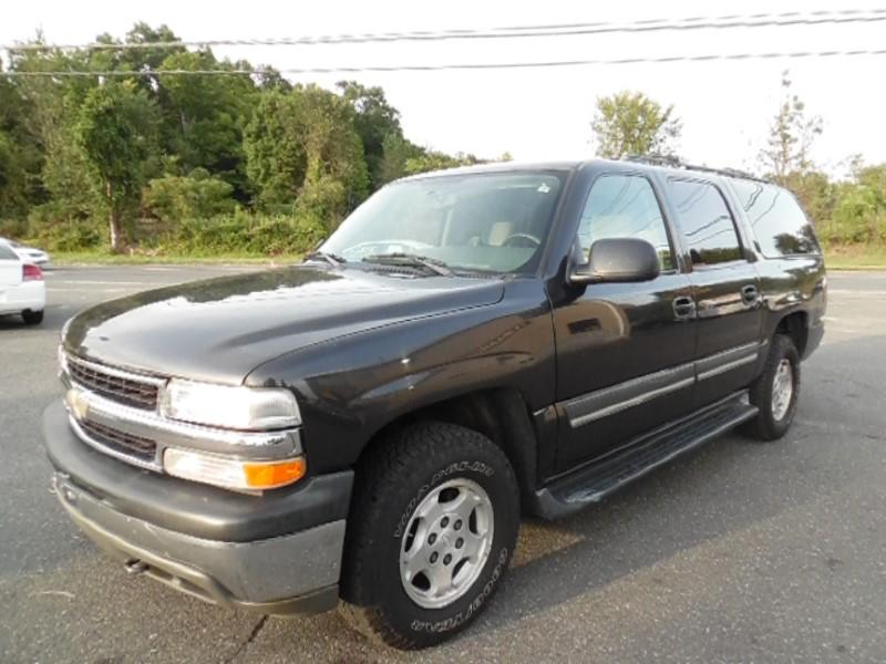 2004 Chevrolet Suburban 1500 4WD