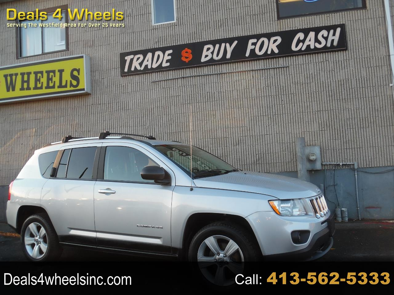 Jeep Compass Sport 4WD 2011