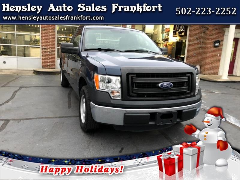 Ford F-150 XLT 8-ft. Bed 2WD 2013