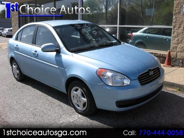 2011 Hyundai Accent GLS 4-Door