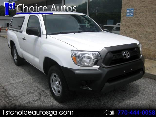 2014 Toyota Tacoma 2WD Access Cab I4 AT (Natl)