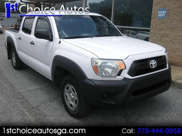 2012 Toyota Tacoma Double Cab Auto 2WD