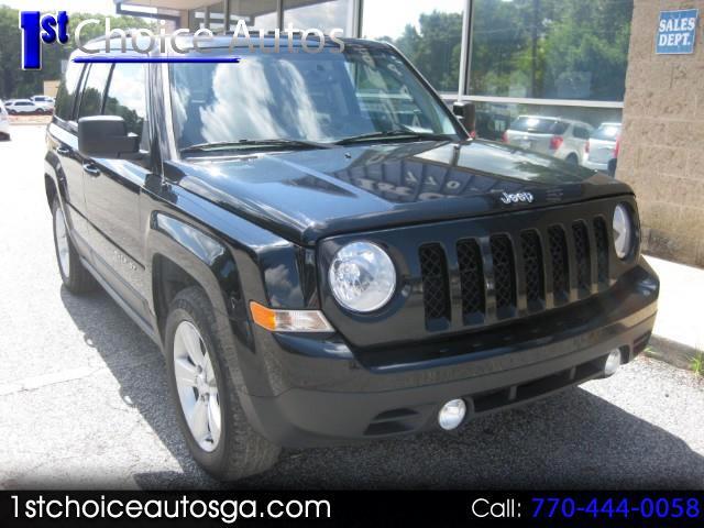 2013 Jeep Patriot Latitude 2WD
