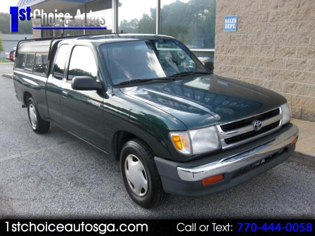 2000 Toyota Tacoma Xtracab 2WD