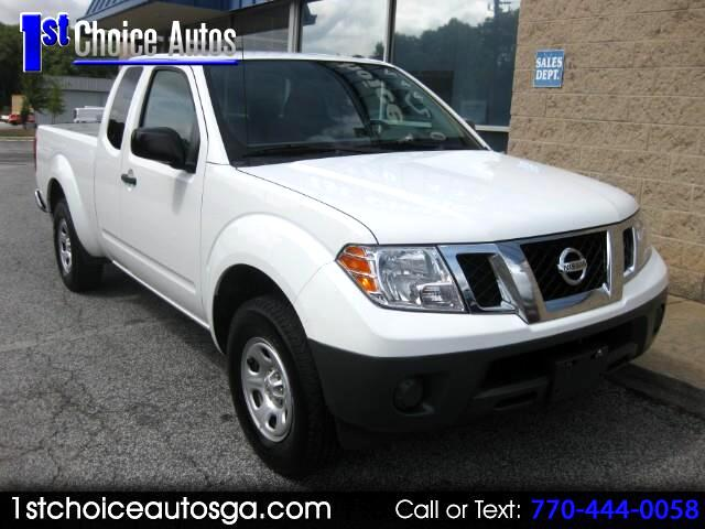 2015 Nissan Frontier 2WD King Cab I4 Auto S