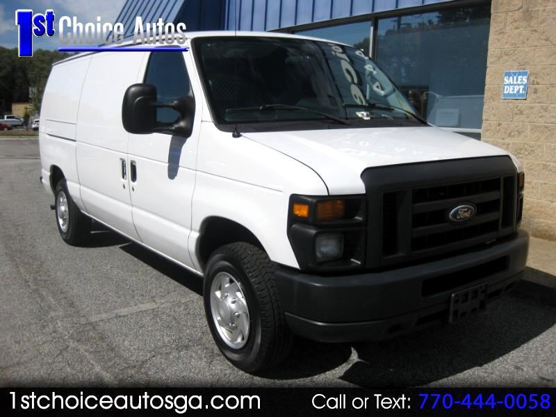 2014 Ford Econoline Cargo Van E-150 Commercial