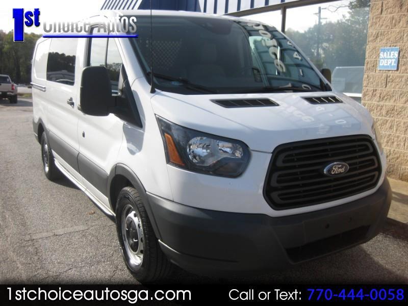 "2015 Ford Transit Cargo Van T-150 130"" Low Rf 8600 GVWR Sliding RH Dr"